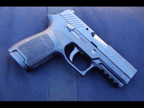 Sig Sauer P320 Compact VS Glock 19 Gen 4 (HD)