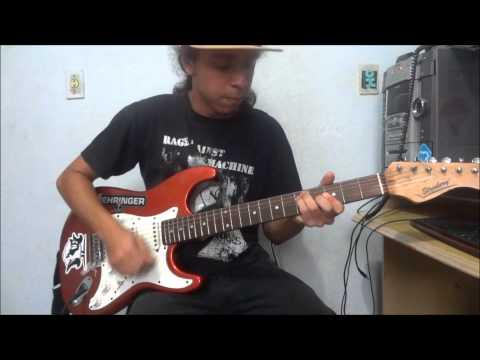 Wesley Safadão e Garota Safada - Sou ciumento mesmo Guitarra