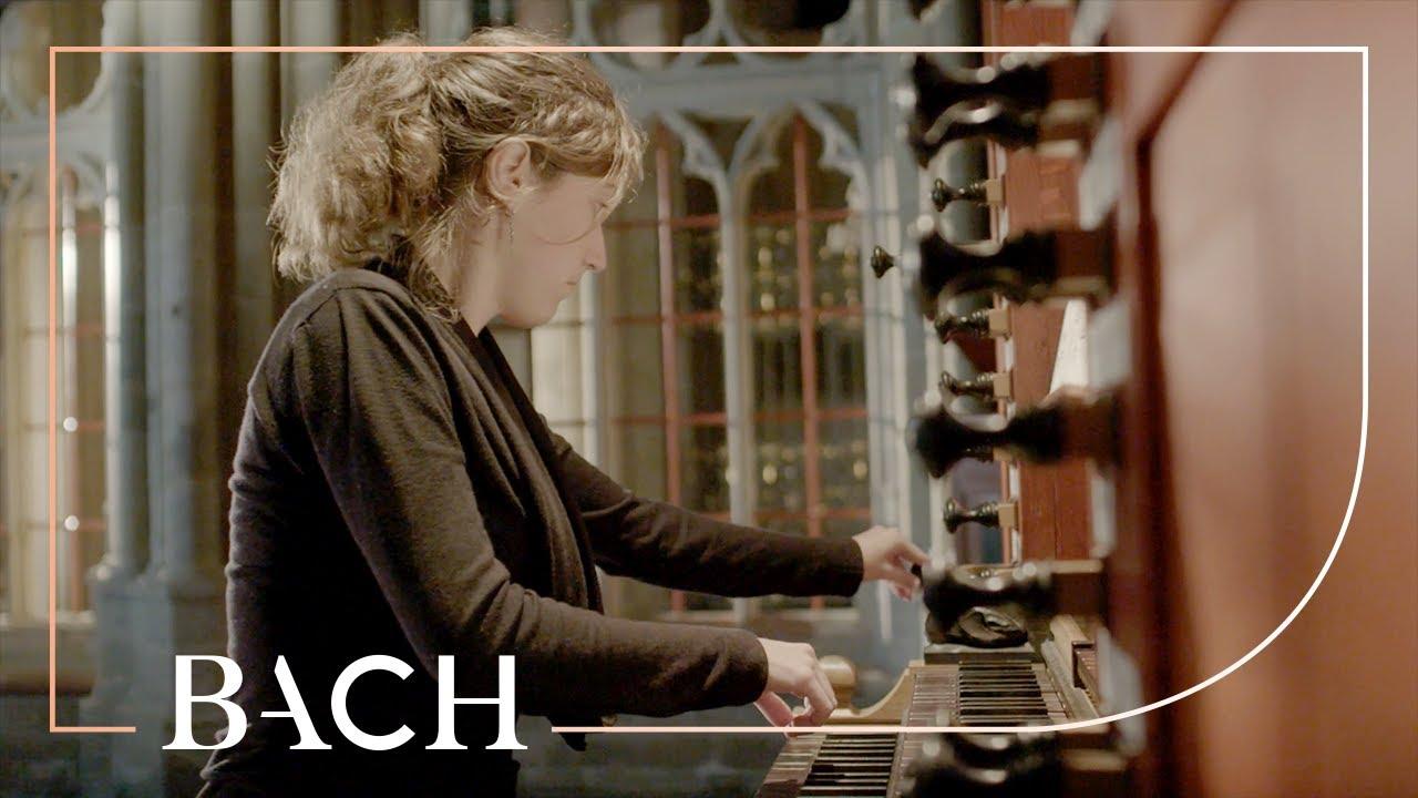 Bach - Wer nur den lieben Gott lässt walten BWV 691 - Schouten   Netherlands Bach Society