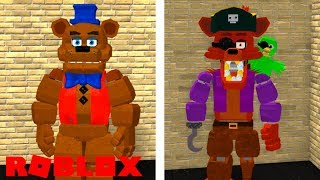 SECRET FNAF ROBLOX GAME ?!