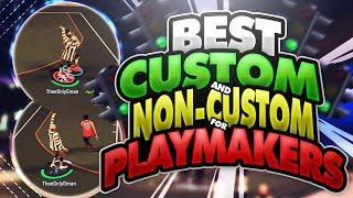 BEST CUSTOM & NON CUSTOM JUMPSHOT FOR PLAYMAKERS!!! | NEVER MISS AGAIN | GREENS ARE AUTOMATIC WTF!!