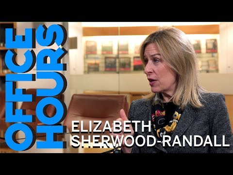 Elizabeth Sherwood-Randall: Explaining Smart Grids