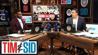 Does Brad Marchand Own The Maple Leafs? | Tim and Sid