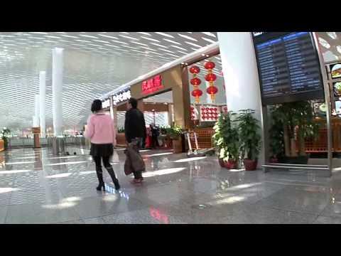 Duran AquaCam China Shenzhen Airport Restaurant Floor Video 2015