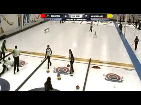 Pomeroy Inn & Suites Prairie Showdown: Rachel Homan vs Casey