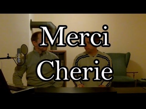 Merci Cherie - Udo Jürgens (french version piano cover)