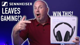 Sennheiser Leaves The Gaming Market