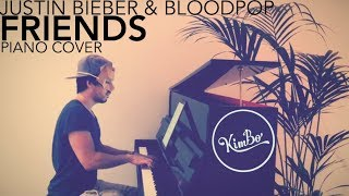 Justin Bieber - Friends (Piano Cover + Sheets)