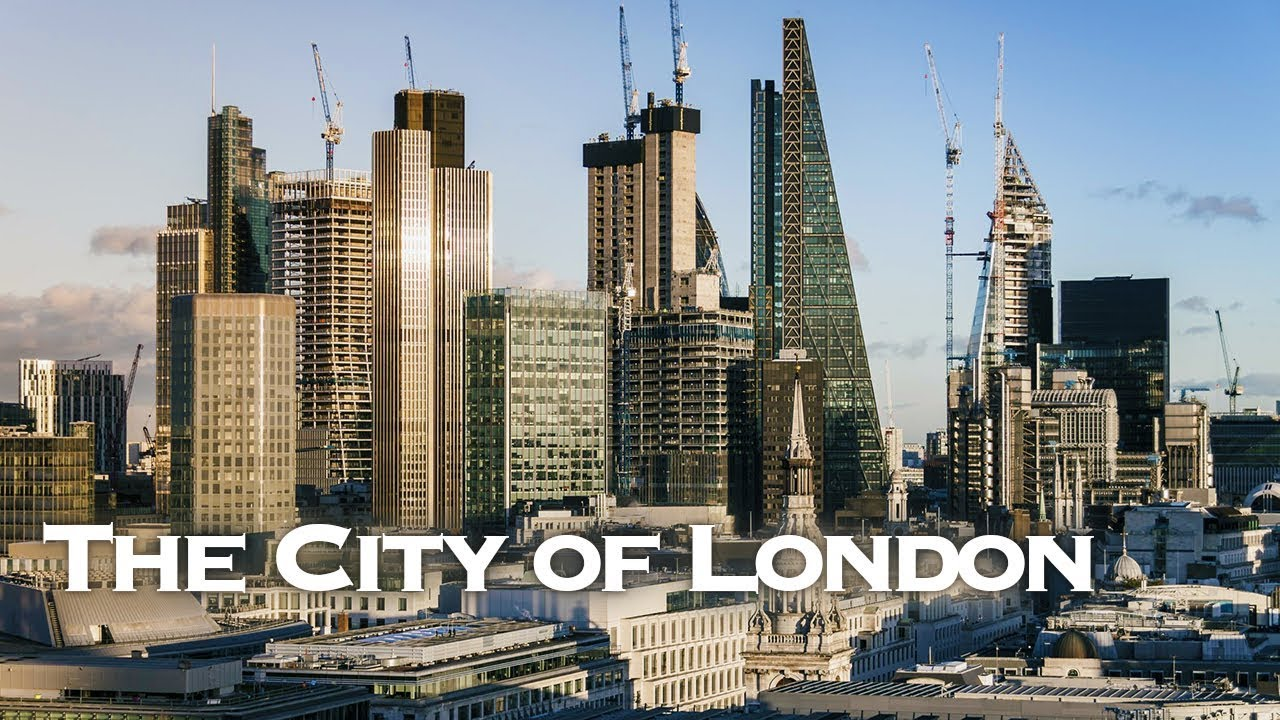 The Secret City Of London Is Not Part Of The Uk England Youtube