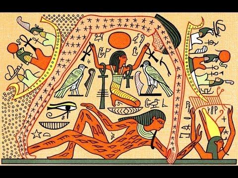 Starověký Egypt 5.4 - Symbolika NEBES v egyptském náboženství