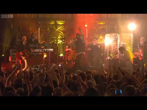 One Day Like This - Elbow - Manchester Cathedral 27/10/11 (Part 8/14)