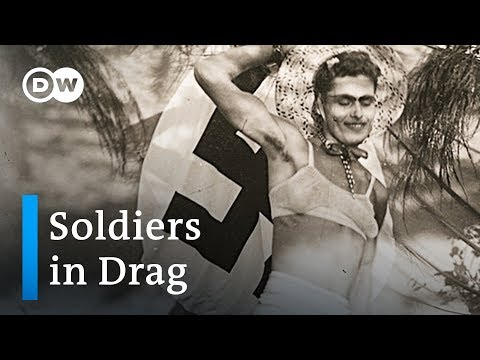 Cross-dressing among Nazi-era German Wehrmacht soldiers | DW Feature