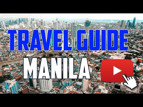 Travel Guide Manila Philippines | Join Us Free www.Filipino4U.com