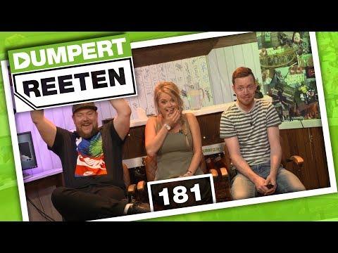Vergif, Syl, Nick en René in DUMPERTREETEN 181!