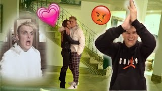 JAKE PAUL freaked out over this! **JERIKA MOMENT EXPOSED**