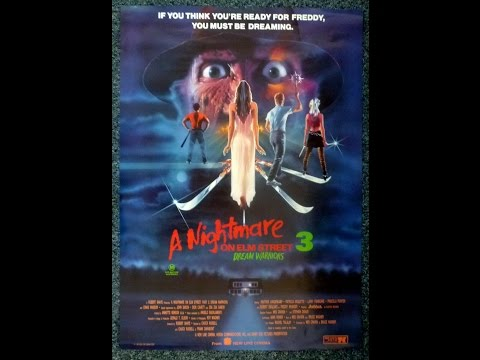A Nightmare on Elm Street 3: Dream Warriors (1987) Movie Rev