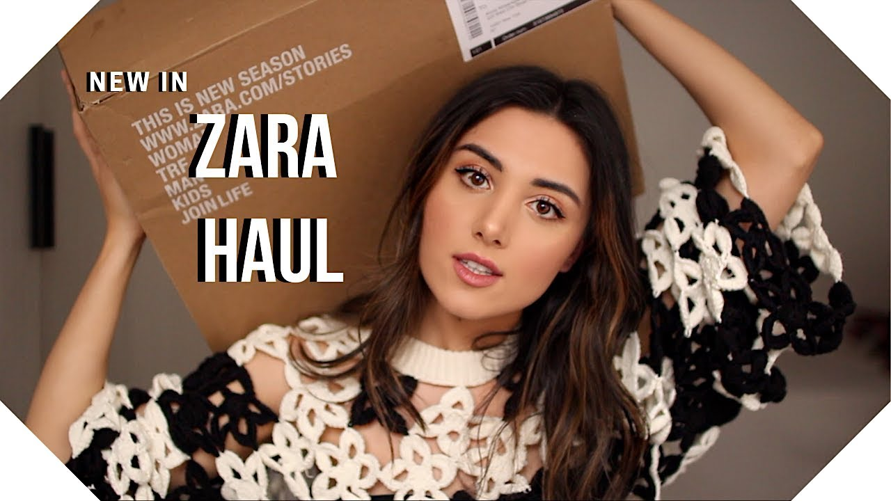 [VIDEO] - HUGE SPRING NEW IN ZARA TRY-ON HAUL 2019 - APRIL | KIMISCLOSET 7