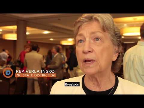 NC State Rep. Verla Insko on early childhood education