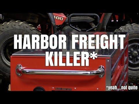 """HARBOR FREIGHT KILLER?? (72"""" Husky -vs- US General) Home Depot -vs- Harbor Freight"""