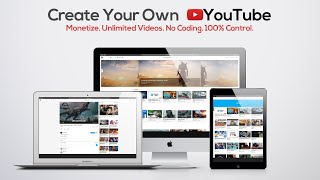 How to Create a Video Sharing Website Like Youtube With Joomla