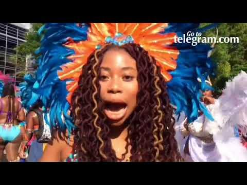 Caribbean American Carnival in Worcester
