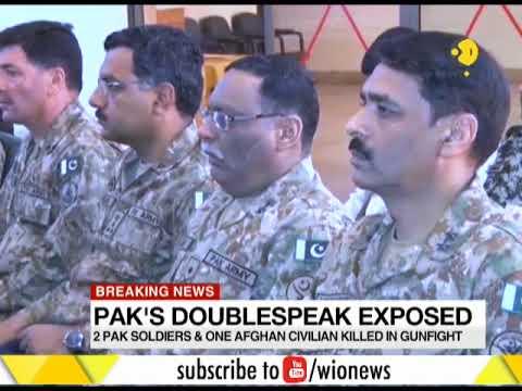 Breaking News 3 Killed Along Pak Afghan Border