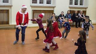 Mikołaj u dzieci z pieczy zastępczej