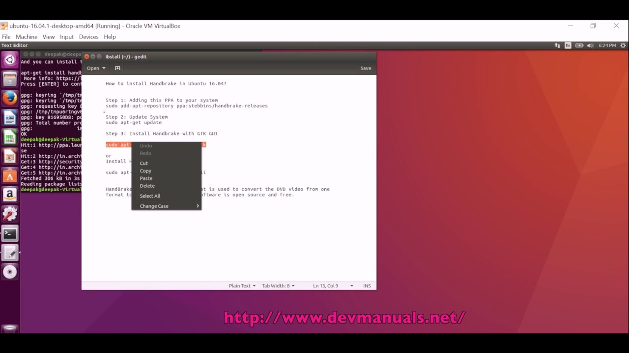 How to install freeipa-server On Ubuntu 16 04 LTS? by Devmanuals net