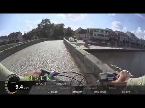 Trekking Bike, Pisek - Ceske Budejovice