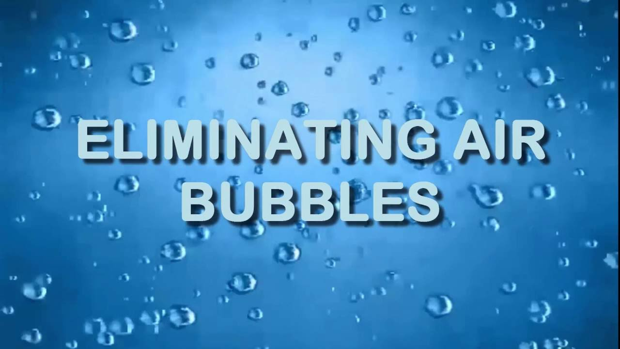 Bubble Free Molds & Castings | De-airing Rubber and Reisn