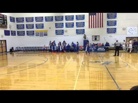 TPLS Christian Academy vs Williamsburg Christian Academy (2nd half)
