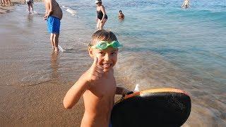 видео Отели Коста-Дорады - отдыха с детьми - лучшие отели Коста-Дорады для детей