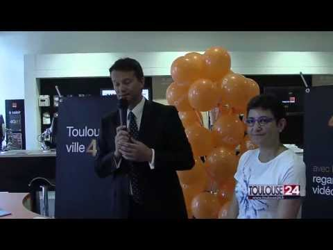 Orange lance la 4g à Toulouse