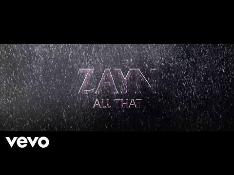 ZAYN - All That (Audio)