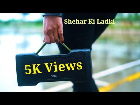 Sheher Ki Ladki Song | Khandaani Shafakhana | Badshah - By Antriksh