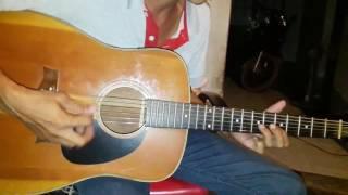 """""""Chieu tay do """" guitar trieu .trinh bay le quyen"""