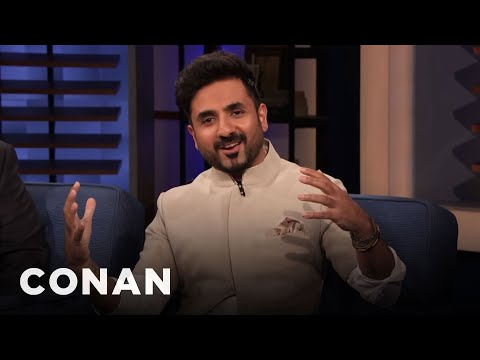 Vir Das: Bollywood & Hollywood Rom-Coms Are Very Different - CONAN on TBS