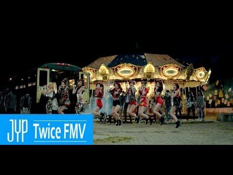 TWICE 트와이스 トゥワイス  Like OOH AHH  Japanese Ver Fan   FMV