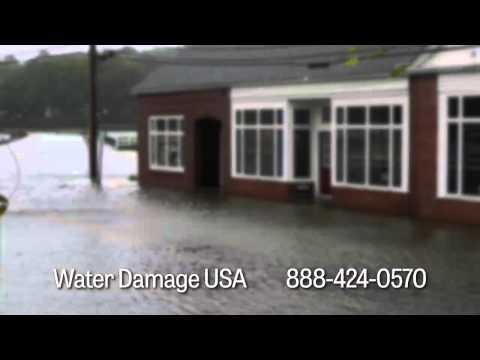 Water Damage Repair Vancouver Wa