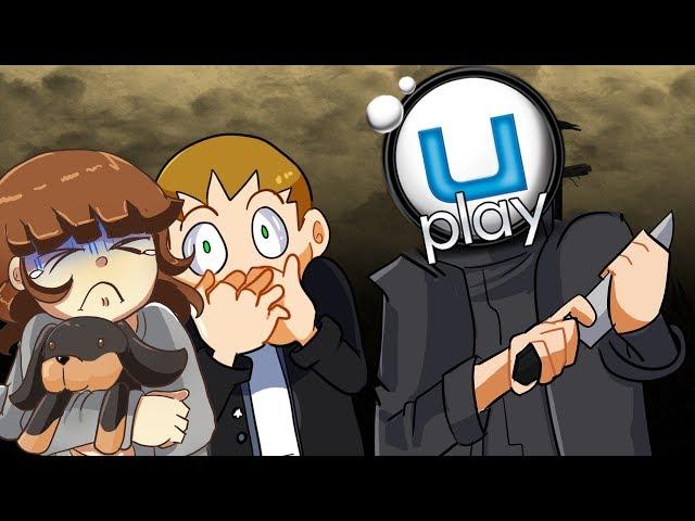 Friday the 13th w/ Friends | The U-PLAY Killer?! | Also a Glitch?! #14