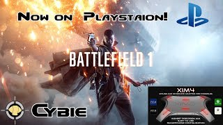 XIM 4 PS4 Battlefield 1 Gameplay - 1st Full Game on Playstation 4
