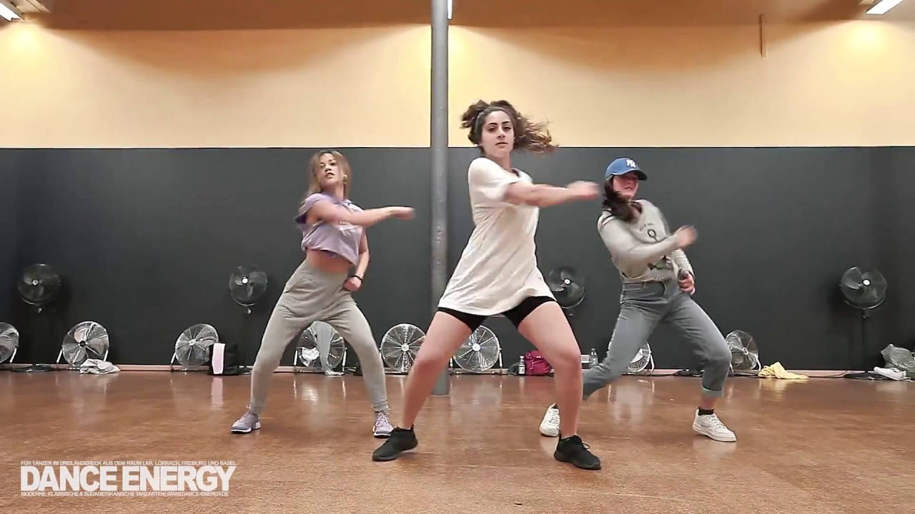 Swalla - Jason Derulo / Choreography by Giusy Maio / Lörrach bei Basel / DANCE ENERGY STUDIO