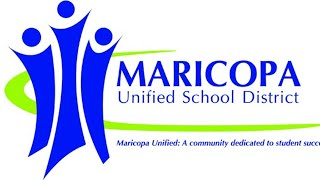 Jan 27, 2021 Maricopa Unified Governing Board Meeting General Session