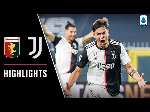 Genoa 1-3 Juventus   Stunning Strikes from Dybala, CR7 \u0026 Douglas Costa!   S
