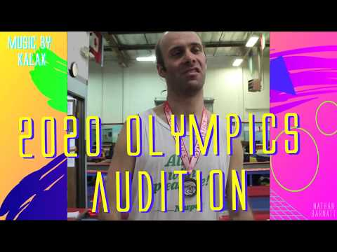 2020 Olympics Audition Video