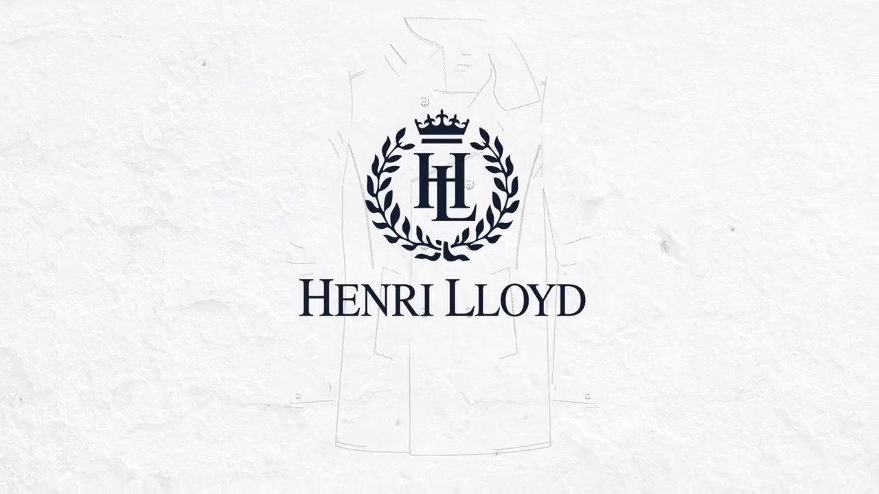 Giubbotto henri lloyd consort