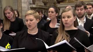 """La musica sacra, scala verso Dio Il Papa al convegno su """"Musica e C..."""