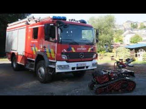 روبوت ساعد عناصر إخماد الحرائق في كاتدرائية نوتردام يتحول إلى بطل  - 14:55-2019 / 4 / 17