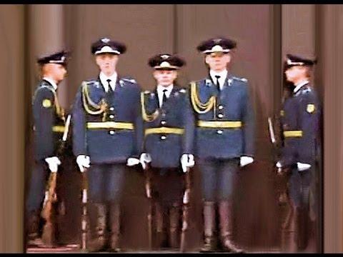 Soviet Change of the Guard  & Song of Praise for Lenin.
