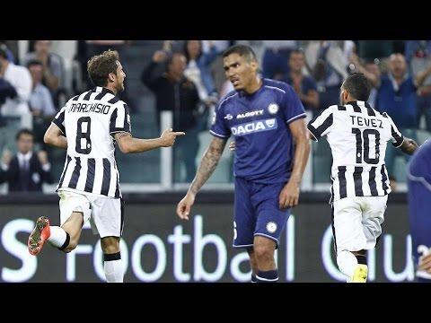 Juventus-Udinese 2-0  - 13/09/2014
